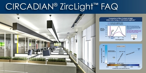 CIRCADIAN ZircLight FAQ